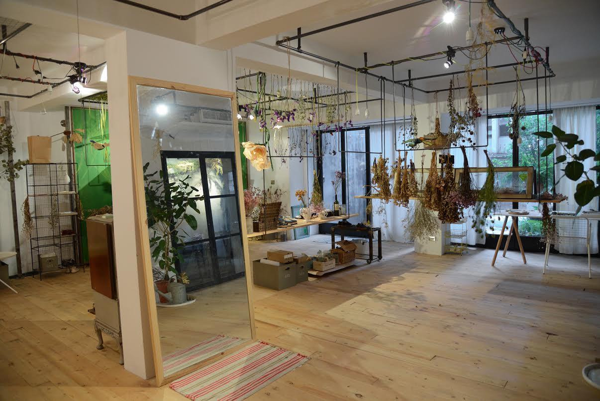 巷弄中的桃花源— N studio提供靜謐的悠閒空間