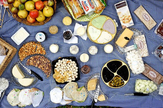 童心大發!10個可愛的野餐好點子