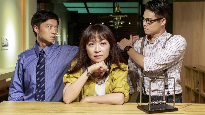 專訪劇場女力姚坤君:溫柔愛自己,是饒了那個無法「完美」你的人