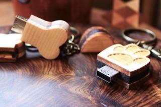 DIY - 手作木製USB