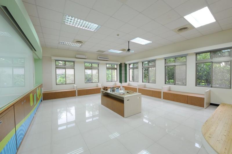 臺北自來水園區環境教育中心:位在水泥叢林的大自然空間
