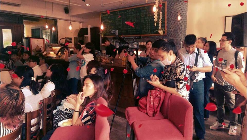 雲山藝文咖啡茶館:大安區找的到舒適文藝場所