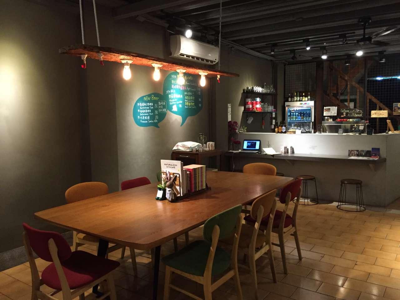 Mys Kaffe ‧ 睦偲咖啡 : 舒適自在的老房子