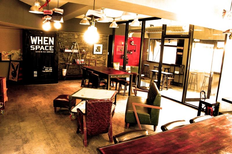 混日子咖啡 : 復古工業咖啡館