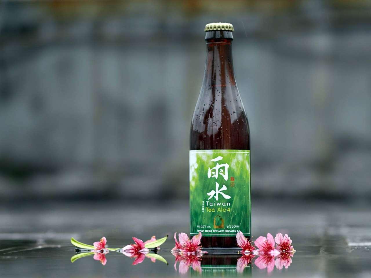 他們以24節氣為啤酒命名 — 台灣茶 X 精釀啤酒 揚名國際!