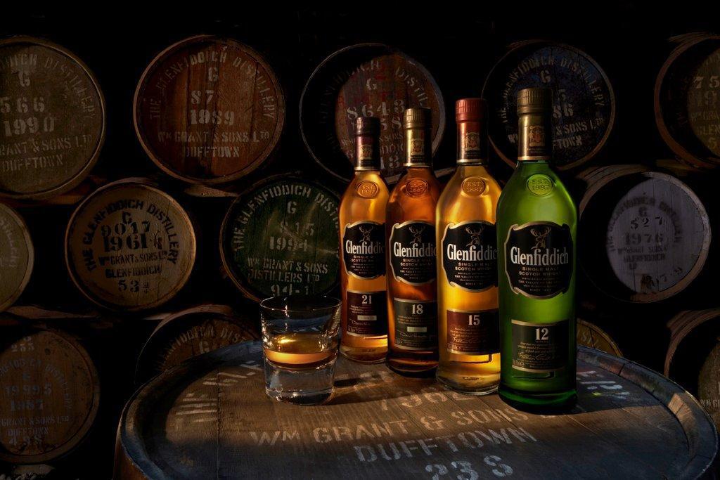 舌尖上的華爾滋 — 【私藏酒窖】格蘭菲迪品酒會(Glenfiddich 18年、30年)