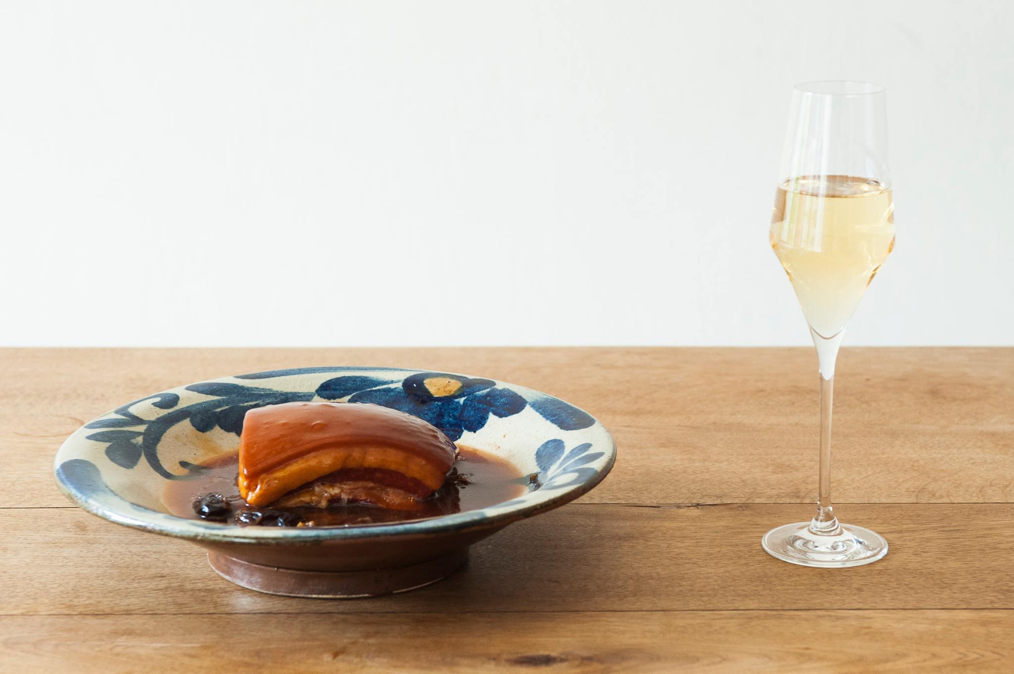 原來魯肉配香檳這麼對味???? 9家顛覆你味蕾的新創台灣味!