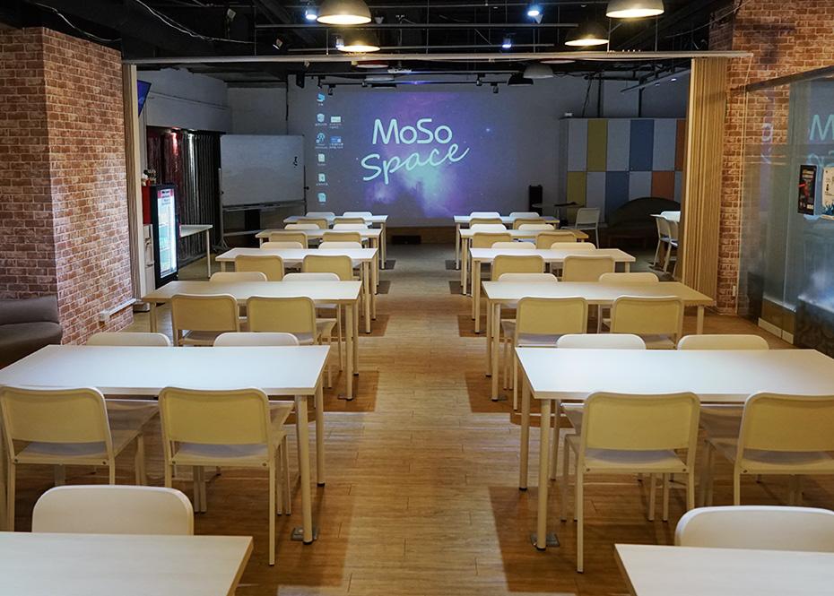 MoSo Space-空間寬敞開放,質感絕佳,團體活動愛用場地!