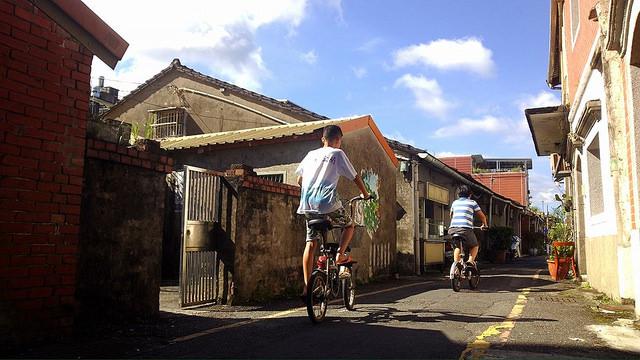 【Accupass獨家】老城故事。文創繪圖 ???? 漫步在宜蘭頭城與舊城
