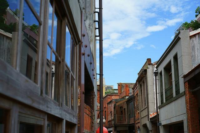 文青必朝聖【台北最新藝文景點】歷史老街新翻修 整條街都是我的攝影棚!