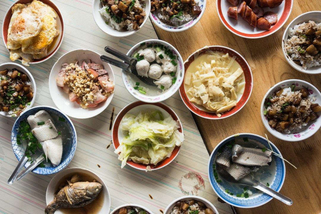 【台南在地美食地圖】第二彈:平價美食「肉燥飯」,8家老少咸宜必吃經典小店