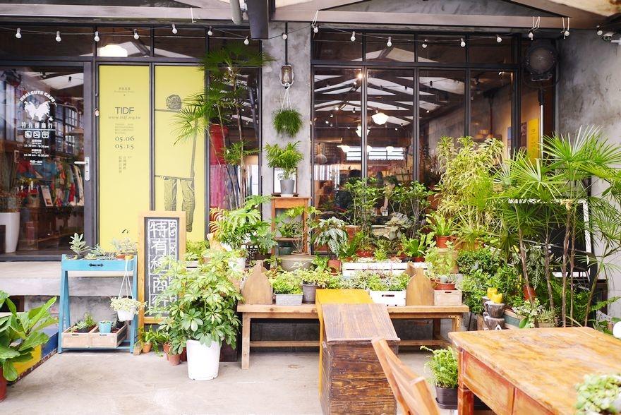 文青週末去哪裡?精選9間【到華山必去】的質感咖啡店!