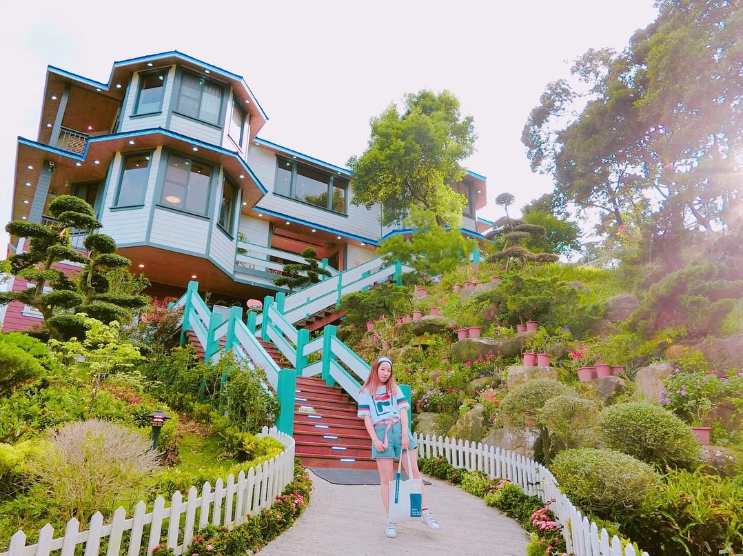 走進浪漫童話城堡【蘇維拉莊園】!魔法公主的 下午茶聖地!