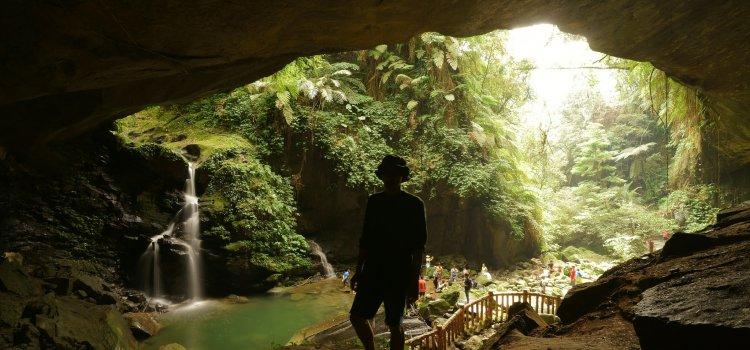 【發現蝙蝠俠基地】曾有上千隻蝙蝠居住!台灣與世隔絕  佔地1000平方公尺的 ⌈蝙蝠洞⌋
