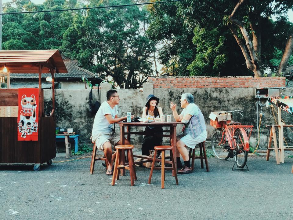 藝術生根!「321巷藝術聚落」帶你漫遊台南藝術老建築!