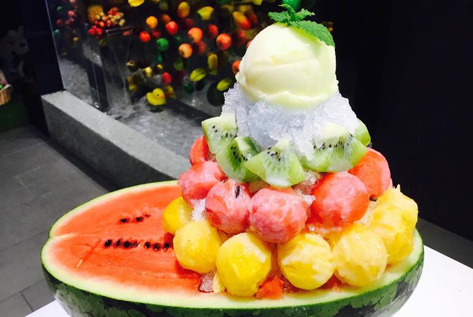 【夏末冰品特輯】94霸氣94狂!特搜全台10家浮誇「西瓜冰」解暑又吸睛!