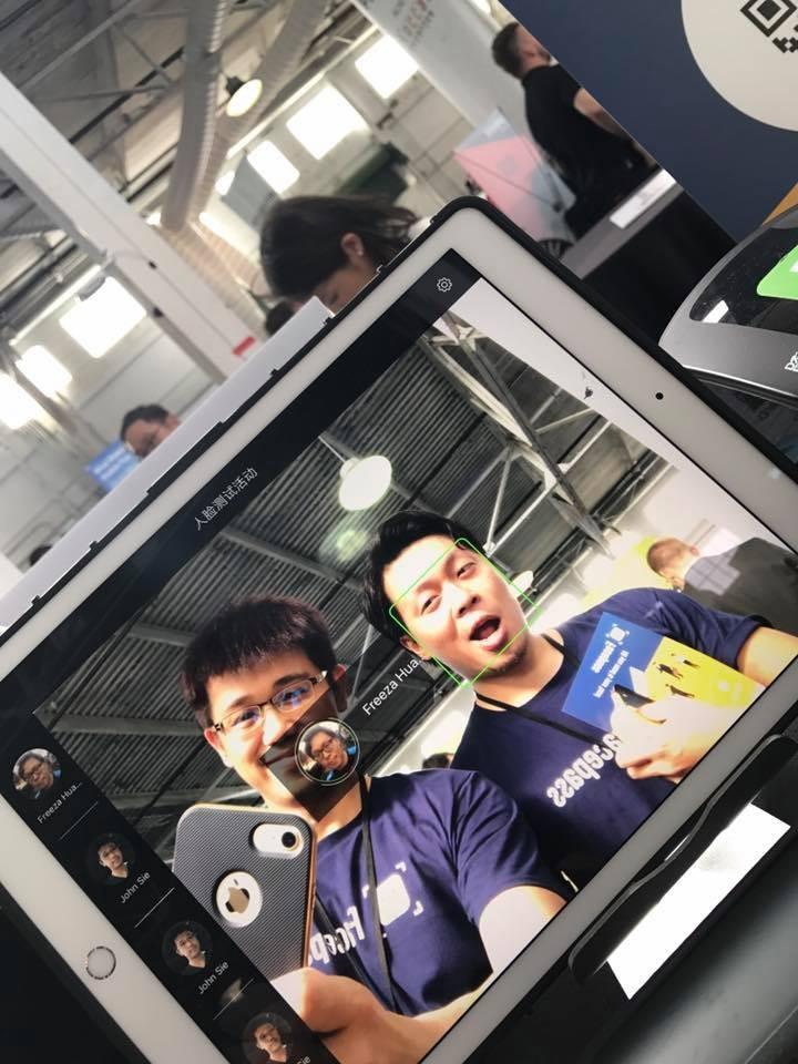 2017.9.22[Meet創業新聞]參展TechCrunch秀人臉辨識,Accupass活動通推刷臉三秒快速通關,將在今年第四季上線