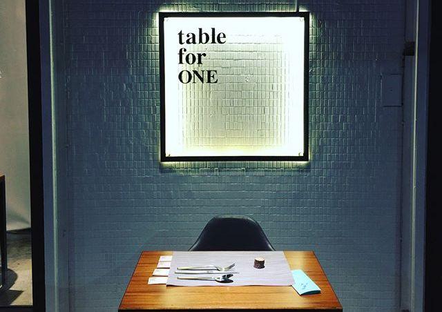 【光棍節特輯】才不是邊緣人!獨處享受寂靜與自由。「一人餐桌」讓你擁有專屬創意美味!