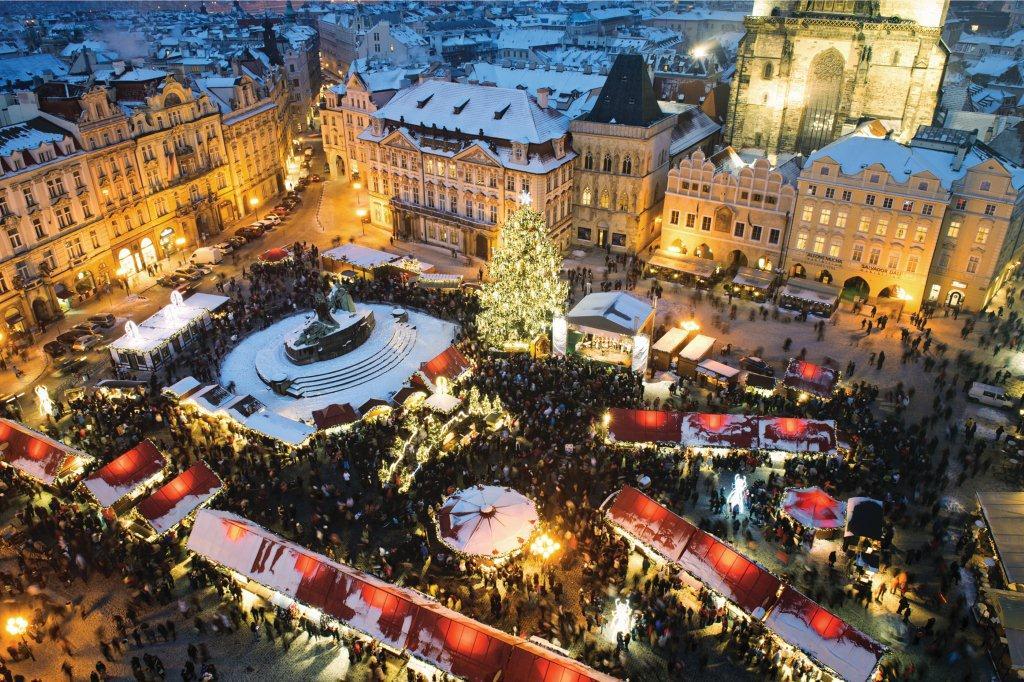 【耶誕節限定】品味人生,經典必去的6大歐洲聖誕夢幻市集