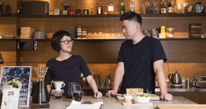【Accupass X tt.Media】與客人最美的曖昧距離是多遠?淺談「左撇子日常」咖啡店的獨特設計意象