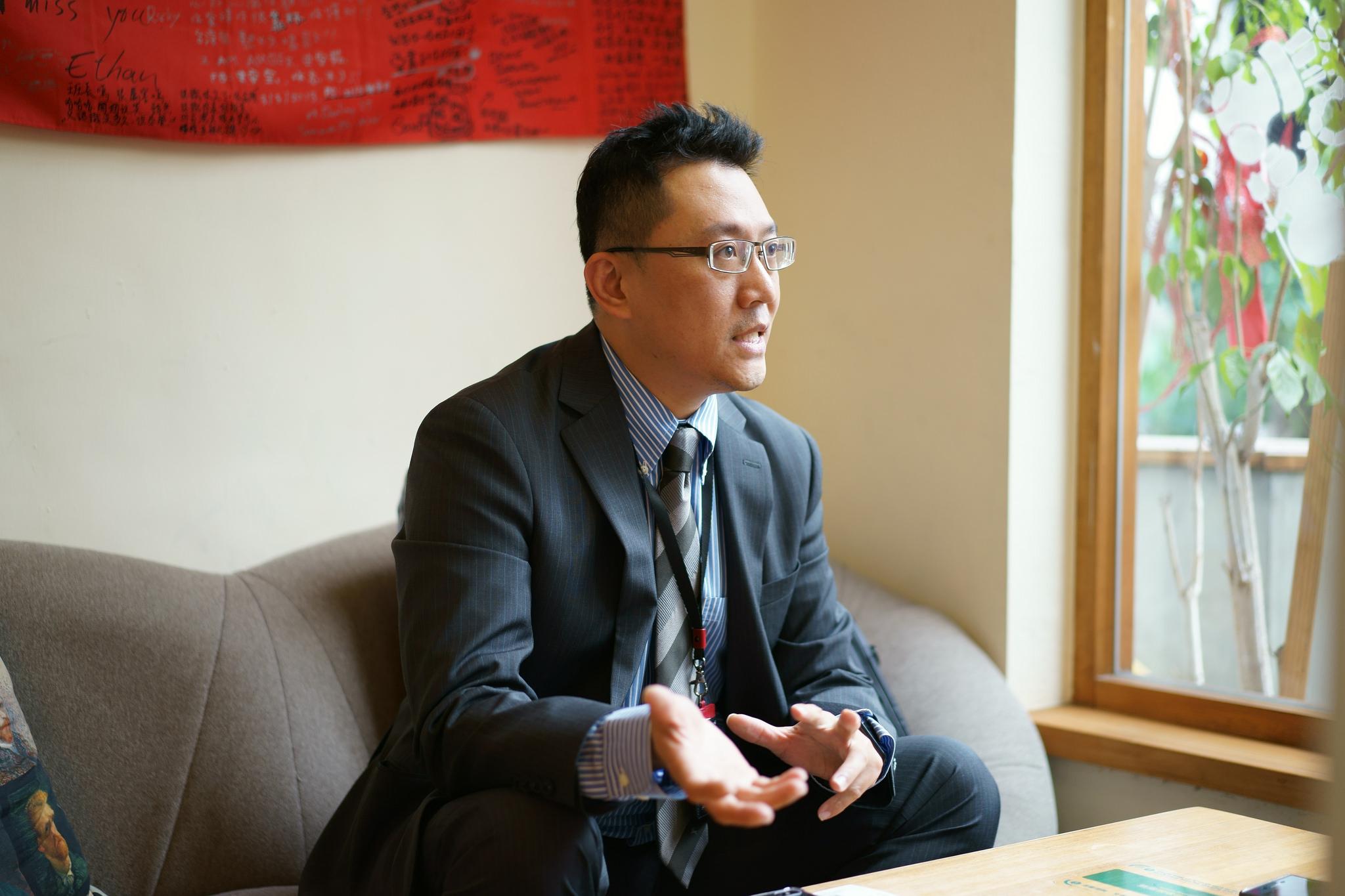 【生活誌專訪】CSR跨界策展人-Steven蔡承璋。想脫穎而出,不怕改變是關鍵!