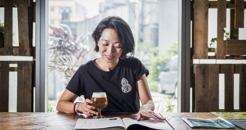 【Accupass X tt.Media】開發超過100種風味。全台首位「女性釀酒師」許若瑋與啤酒的不解之緣
