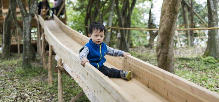 【2018宜蘭綠色博覽會】發現親子遊憩聖地,讓孩子們流連忘返的「綠舟樂園」