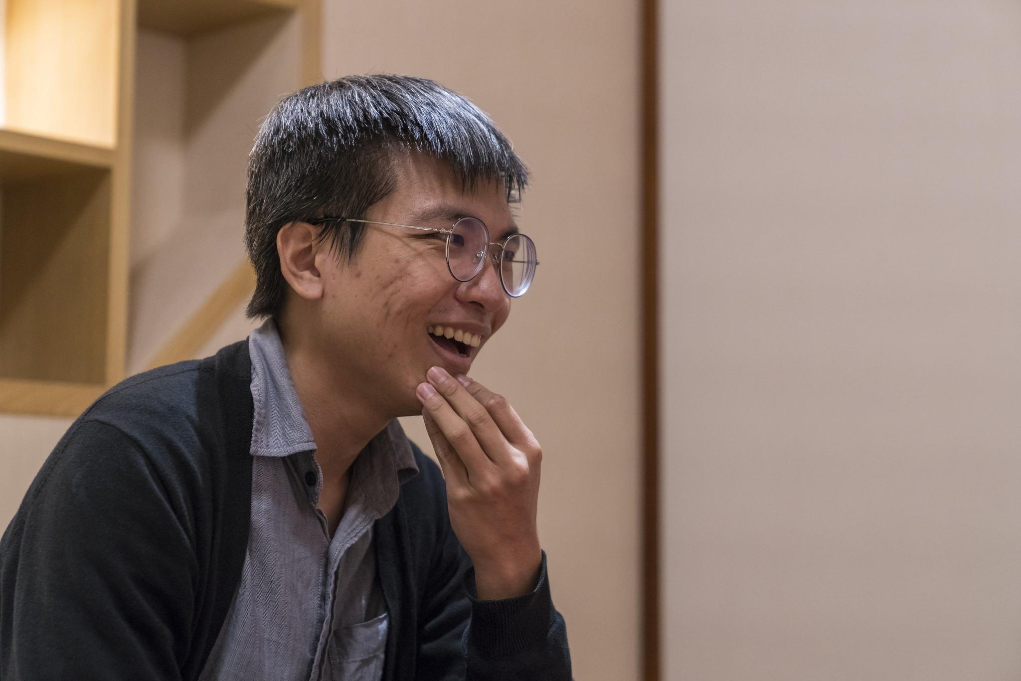 【台北文學獎20週年】專訪 現代詩首獎得主-ㄩㄐ。技術導向的工程師詩人