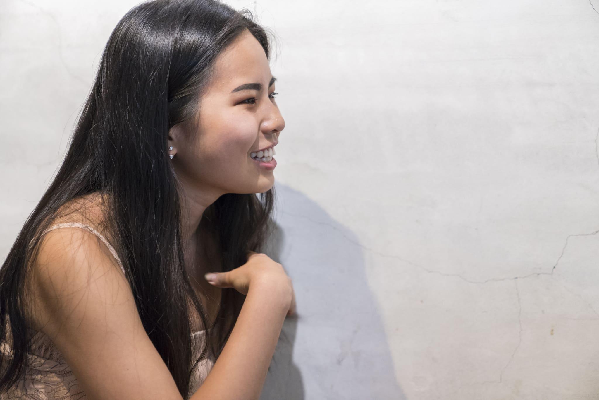 【生活誌專訪】來自創業名校巴布森 – Sarah。高中成為校史第一位女性學生會長,她16歲創辦自己的品牌Lifétchen!