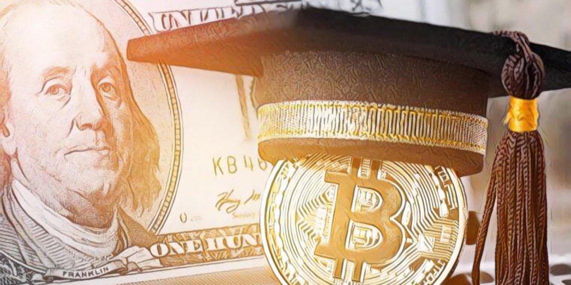 【區塊鏈教育】近半數世界前50名大學提供相關課程,18%美國學生擁有加密貨幣!