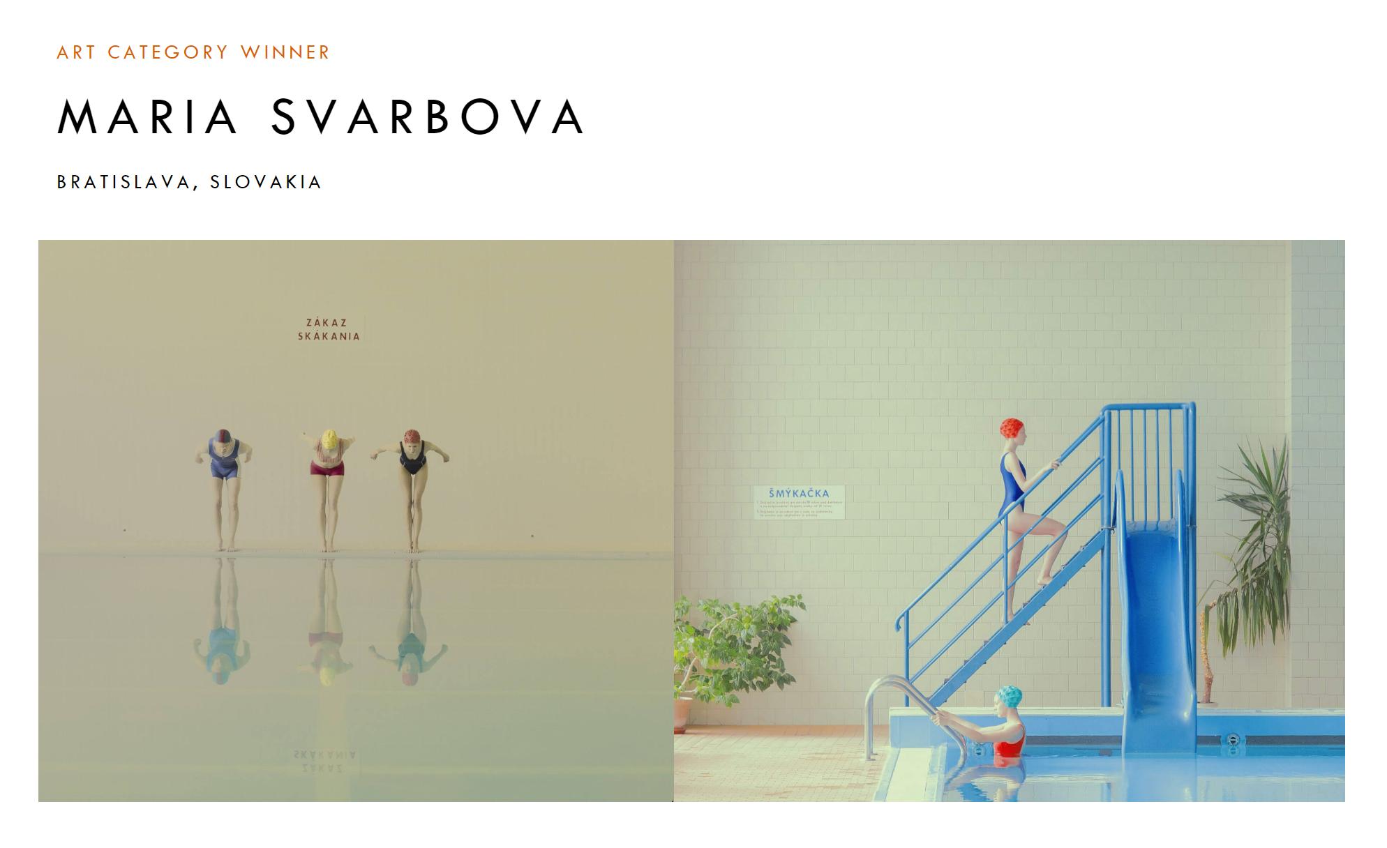 【瑪麗亞攝影展】美,不可思議,2018年哈蘇攝影大師的極致作品