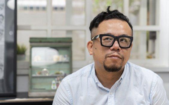 【生活誌專訪】雜學校長 蘇仰志。你的孩子是「人」不是「你的」孩子