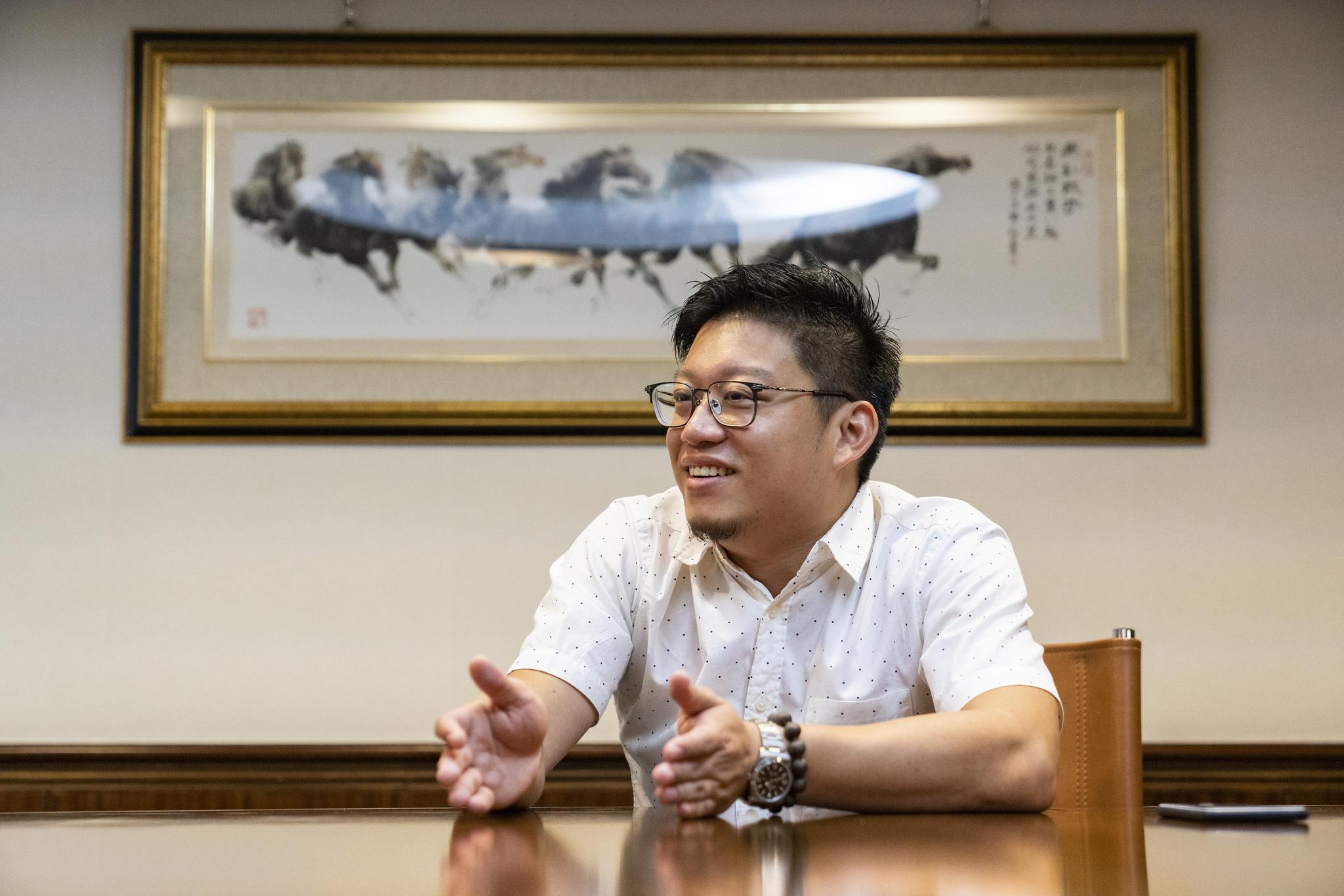 【生活誌專訪】祥圃實業營運長 吳季衡:「先認同自己,再讓世界看見台灣」