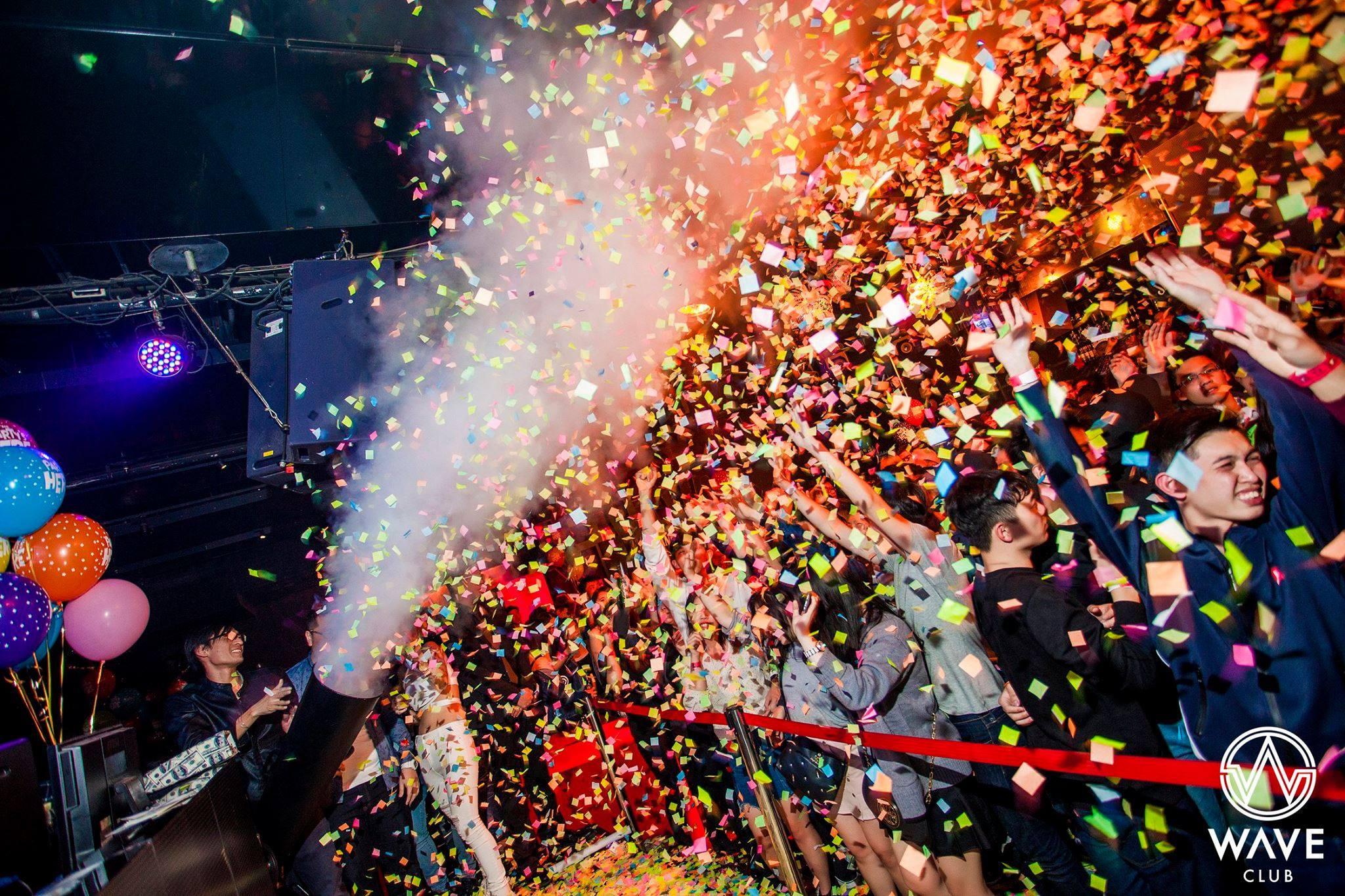 【2019 跨年派對】精選台北地區最嗨的5個跨年派對,離開地球表面直到2019!