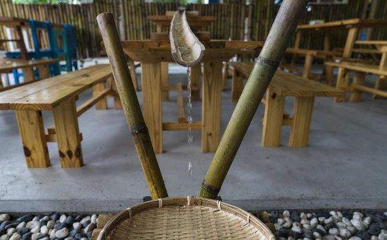 【台北石碇 – 許家麵線】走訪石碇山林,製作手工麵線、品嚐日式「流水麵」!