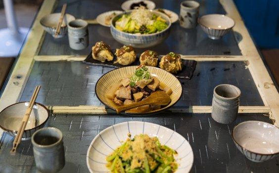 【甘樂文創 – 甘樂食堂】在地好料理、職人工作坊,這是三峽人的台灣味