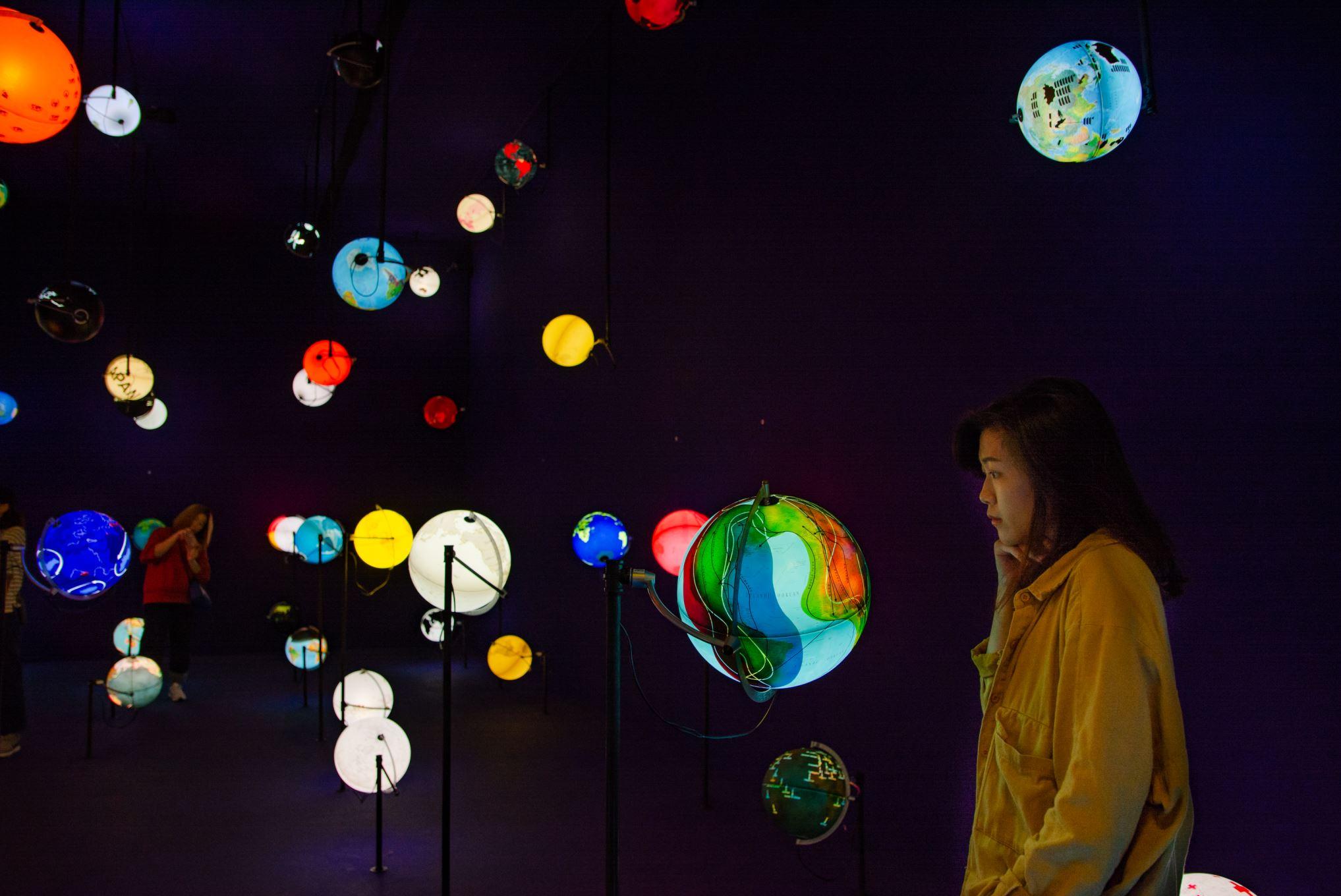 【台北雙年展】走一趟北美館,雙年展不只好拍好看,更能跨越學科啟發你我思考