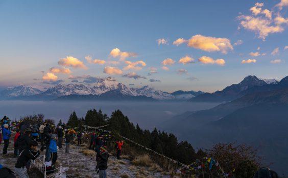 【波卡拉】尼泊爾「Poon Hill」- 登山健行全攻略。5分鐘掌握交通、食宿費用!