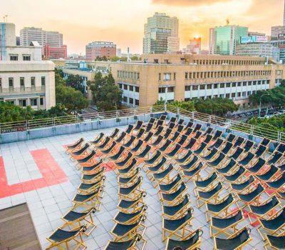 【Skyline Film】爬上屋頂,在城市中最接近天空的地方,享受最Chill的生活!