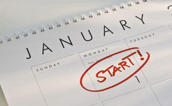 【新年新計畫】只要花 3 分鐘,照著 6 步驟制定計畫,2019 年絕對可以更好!