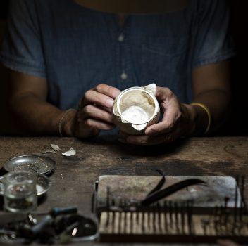 【看三峽!】延續台灣百年傳統工藝,「甘樂文創」打造三峽職人品牌