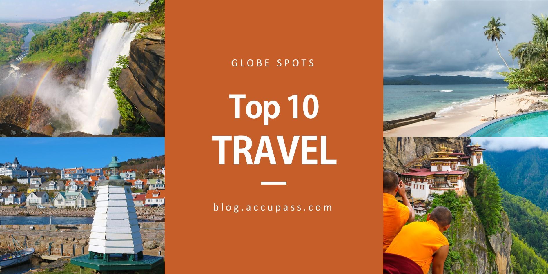 【2019 旅遊秘境】台灣入選!全球 10 大旅遊秘境,Globe Spots 推薦給你!