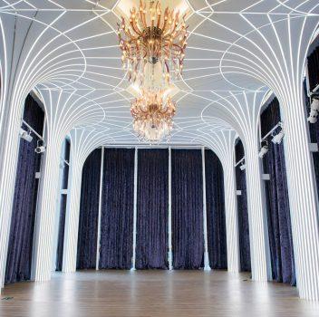 【VIA琢璞時尚文化】亞洲最大私人藝術學院,藝術共感交織而成的場地