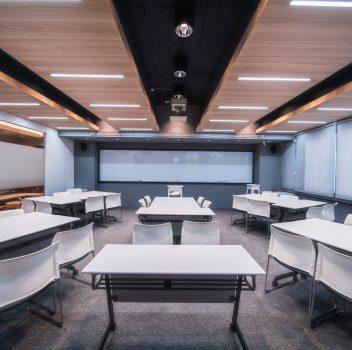 【CLN學院】多年教學經驗,催生一個充滿巧思的教育活動場地