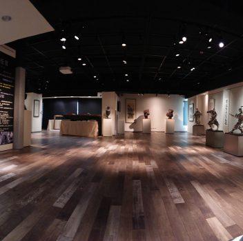 【七十七藝術空間】君臨博愛特區,盡收台北城色的人文藝術空間。