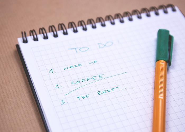 一份良好的 Checklist,能幫助你加速活動的上架流程