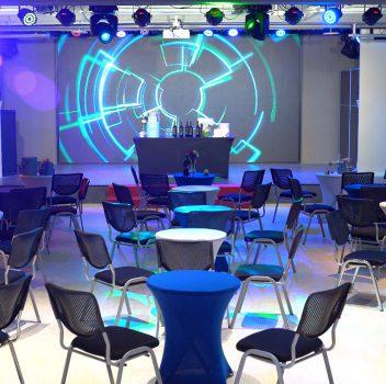 【典空間】一展不凡的好空間,把五光十色的舞台魅力搬到市中心