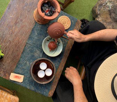 品茶,淺嚐出的不只有清香