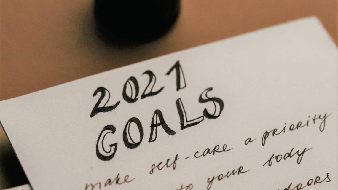 年節活動特輯|Make a new resolution!2021成為更好的自己!